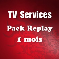 Package Replay 1 mois