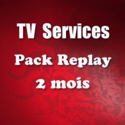 Package Replay 2 mois