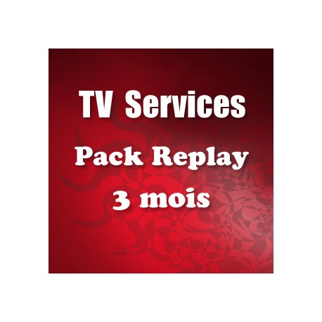 Package Replay 3 mois
