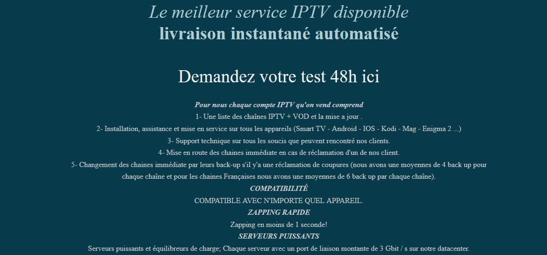 Meillleur IPTV - TV Services Thailand